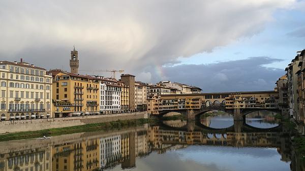 Florence cloudburst